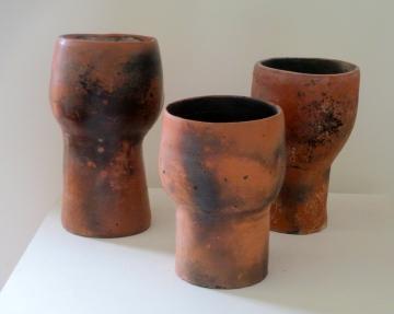 Pit Fired Forms Terrasigelatte